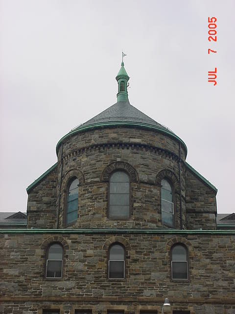Caldwell Hall, Original CUA Building - 1888