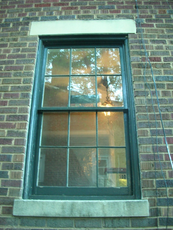 Wood Window Restoration 1928